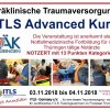 ITLS Advanced Provider Kurs - NOTZERT   Mühlhausen/Thüringen   03. November 2018 - 04. November 2018