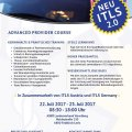 ITLS Advanced-Provider-Course | Feldkirch (A) | Juli 22, 2017 - Juli 23, 2017