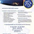 ITLS Advanced-Provider-Course | Feldkirch (A) | Juli 22, 2017 - Juli 23, 2017
