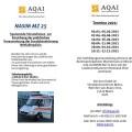 Einleger Flyer NASIM 2021