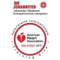 AHA ITS Logo Johanniter ACLS PALS