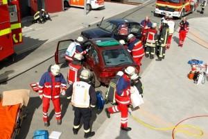 Feuerwehr-REttung